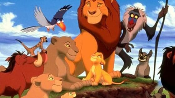 From the villanious Scar to the loyal Mufasa, which Lion King character are you?
