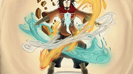 Every Avatar has an element that they were born with. Which one is yours?