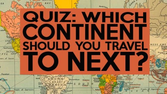 There are so many options of where to travel to! Take this test to find out which continent is your best destination!  http://www.frontier.ac.uk/ or get involved with our volunteer community here: http://blog.frontiergap.com/blog/