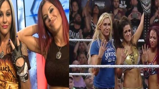 WWE Divas/TNA Knockouts