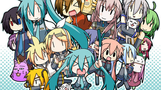 Find out which Vocaloid song suits you!