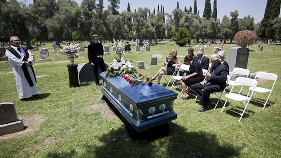 "We've all wondered how many people would actually show up to our funeral if we were unlucky enough to bite the dust. Answer these nine questions and we'll predict just how many of your ""friends"" care enough to commemorate your life!"