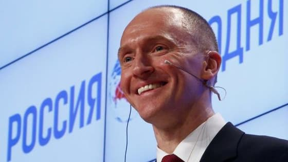 Trump's foreign policy adviser said that last year when he visited Moscow he may have discussed lifting US Sanctions on Russia. Is this illegal? What could this mean?