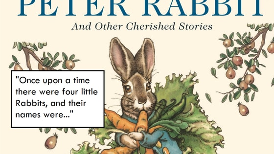 How much of a children's book fan are you? Can you finish these famous first lines?