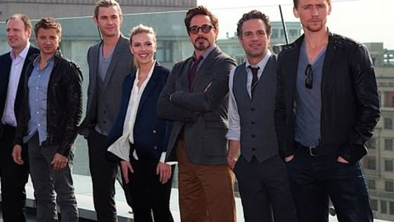 Avengers!..........................Assemble!