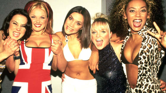 Baby, Ginger, Posh, Scary or Sporty: Which one did you always want to be in the school yard?