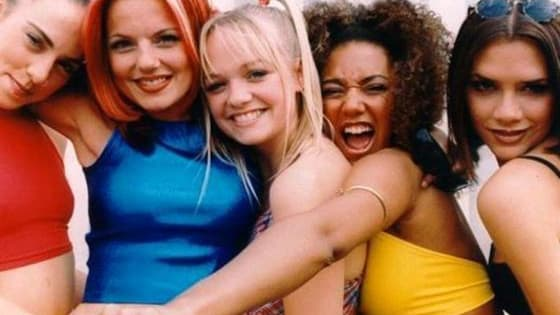 Ever wondered which Spice Girl you are? Look this way…