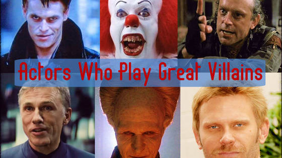 "These actors are all incredibly talented at making you see the ""villainy"" in their characters. Some of these villains still make me cringe to think about!"