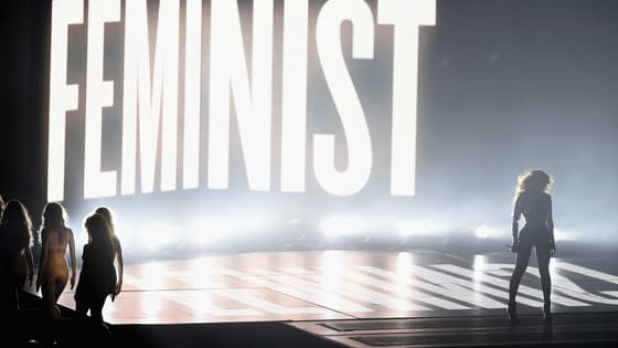 Which of these  outspoken celebrity feminists line up with your beliefs the best?