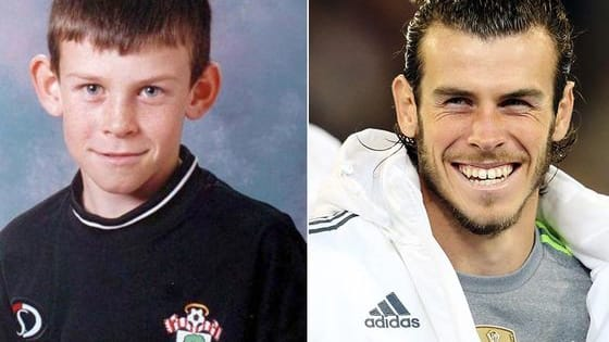 These grainy pictures have been dug up from some of football's current biggest stars but can you identify them?