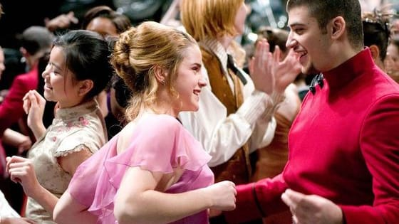 Whether you're going to a Yule Ball of your own or are having more of a low-key holiday celebration, you can still draw plenty of inspiration from these characters' ICONIC winter formal looks. Find yours here!