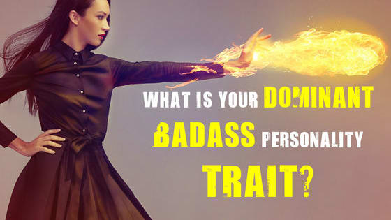 Which part of your personality turns you into the amazing person you are?