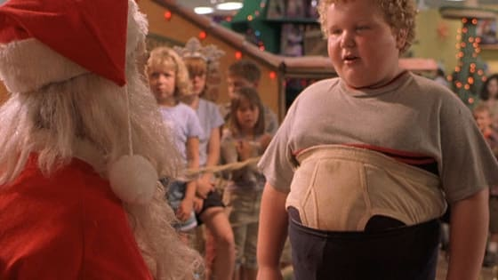 """Did somebody drop you on your head?"" Whatever happened to the kid from Bad Santa?"