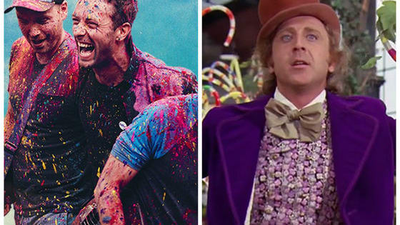 At their Denver concert, just after the death of the comedic icon, Coldplay snuck a quick tribute to Gene Wilder into their set, and you can hear it for yourself here.