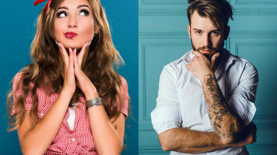 Are you a modern dating expert or you should update your dating style? This fun personality test will tell you if you are up to date with the latest dating trends. Let's play!