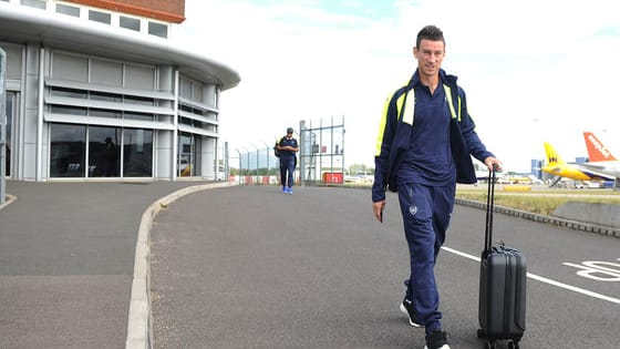 Does Koscielny make your starting lineup for Tuesday's game? Let us know...