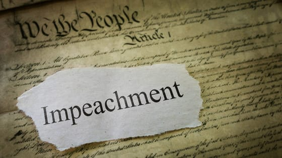 Opponents of President Donald Trump have been calling for his impeachment since he took office. But what does that mean exactly?