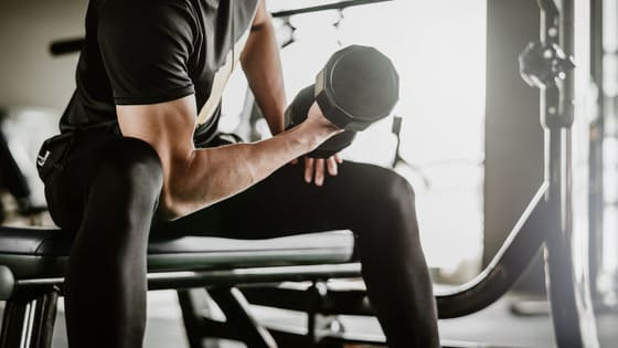 Actors often maintain strict diet and exercise regimes to stay fit. So what's it take to be as in shape as somebody like Hrithik Roshan? Well, for starters a lot of sit-ups.