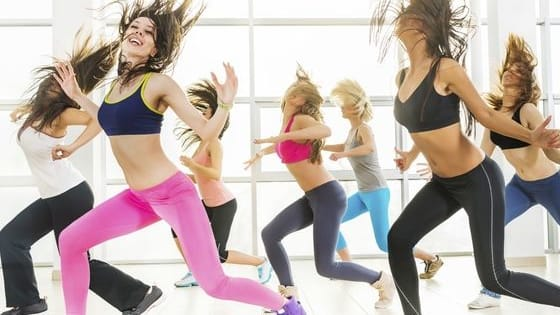 Why should you take a Zumba class? Check out the list of top 10 reasons to do Zumba and join our #VEloveFITNESSDANCE class!