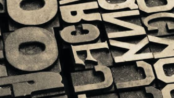 What is your typographical personality?