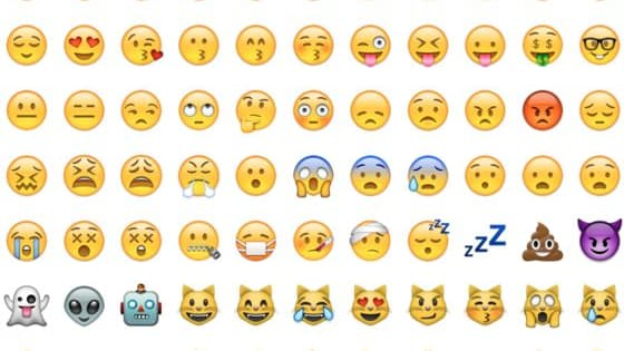 Sure, we all use them to mean whatever it is we want, but try this quiz to see how many of the given definitions of these emojis.