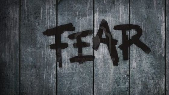 Find out your worst fear!