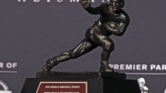 In honor of the Heisman Trophy presentation tonight I have a few questions on it's history and the players who won it!