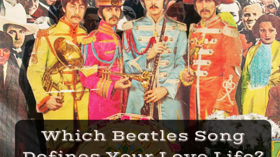 Find out your Beatles love bop!
