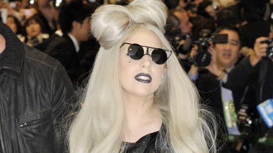 Comfort is not a factor for Lady Gaga when picking a travel outfit.