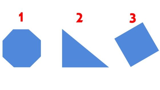 Do you know your Rhombuses from your Trapezoids? How about your equilateral triangles from obtuse ones?