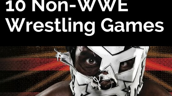 This list looks at 10 wrestling video games that have nothing to do with WWE (or WWF). Now, this isn't a list of the best, or worst games, it's simply wrestling games with the non-WWE branding. A few of these you probably know, but a few might just be new and require a pick-up.  For more visit: www.GambitMag.com