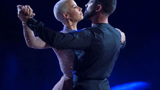 Dancing With The Stars airs on ABC on Monday, Oct. 24th at 8pm EST!  Amber Rose is the latest star to be sent home.  Do you agree with this?