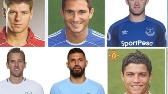 Which player has scored more goals in the Premier League?