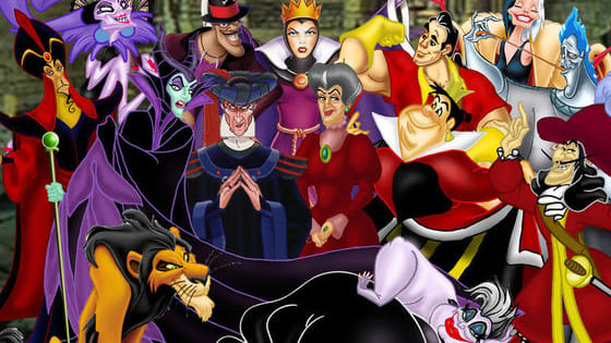 Discover which Disney villain you may resemble!