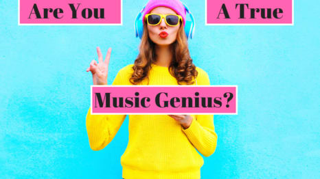 Test your music knowledge here!