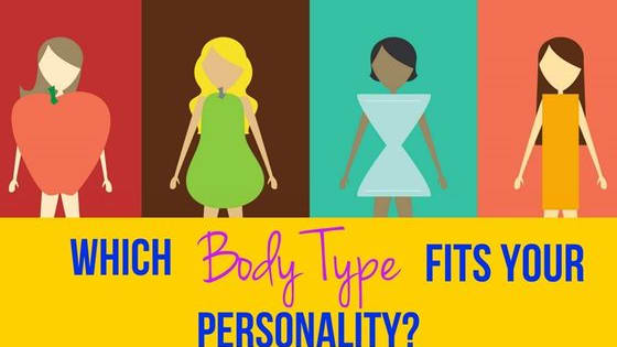 If your personality had a body type, what would it be?