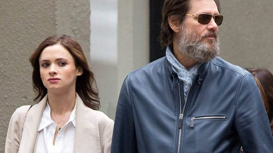 """53-year-old Jim Carrey and Cathriona White met in 2012, dated for a few months and then split, but they reunited this May. She tweeted on September 24th, """"Signing off Twitter, I hope I have been a light to my nearest and dearest."""""""