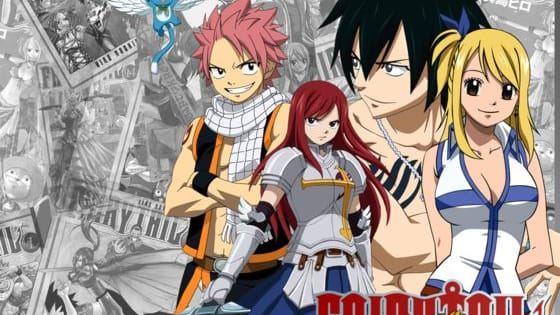 Take this quiz to find out which Fairy Tail character you are.
