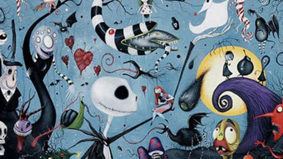 Do you love Tim Burton's films? Find out which one of his iconic animated movies is most like you!