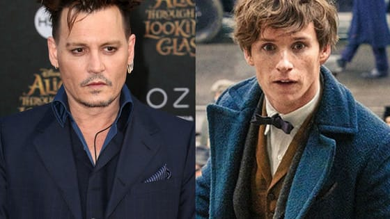 The actor has played some magical characters before, but is he the best choice for J.K. Rowling's upcoming sequel?