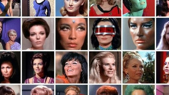 Boldly go where no trivia has gone before - and name these characters from the original Star Trek!