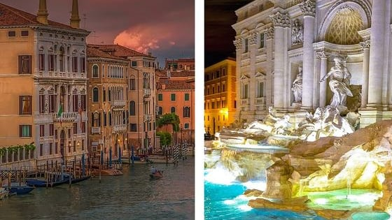 Every Italian city has a unique character. Which one matches yours? The quiz has the answer!