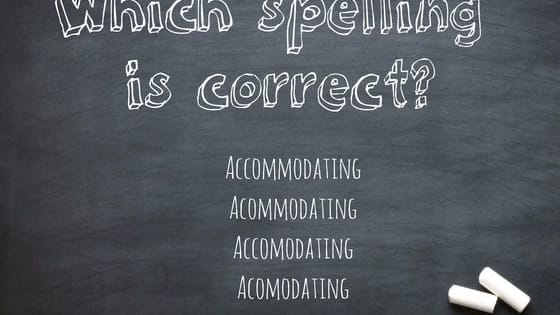 You'd have to be a spelling bee champ to get some of these 13-letter words right. Test your spelling skills here!