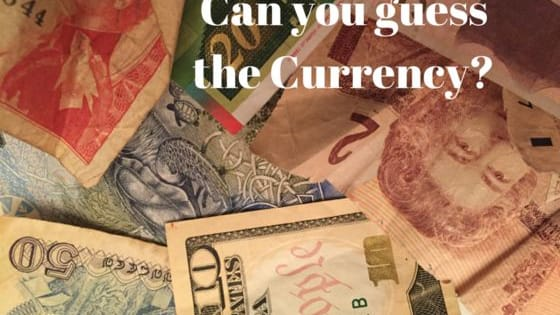 Look real close - can you spot the clues that can help you guess where in the world these different currencies come from? How savvy are you with money? Take the quiz and find out!