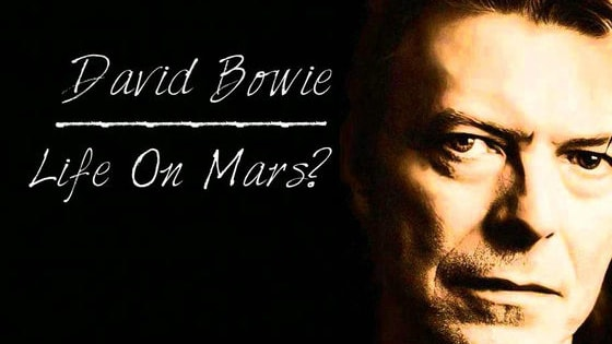 Life on Mars?, is a song by David Bowie, first released in 1971 as a single. The song also features Rick Wakeman on piano. Many have tried to sing it, But Who Did It Better? Check out these great versions and vote. Then Like http://www.facebook.com/NamethePlayer