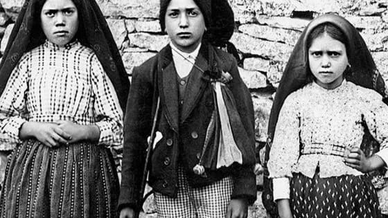 Between the months of May and October, the Virgin Mary appeared to three Shepard children in Fatima, Portugal: Lucia, Jacinta, and Francisco. Which Shepard child are you?