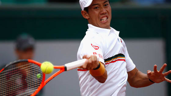 Test your knowledge on the career of Kei Nishikori.