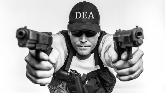Do you have the natural instincts to be a part of the D.E.A?
