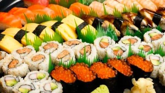 Sushi...Sushi...Sushi...