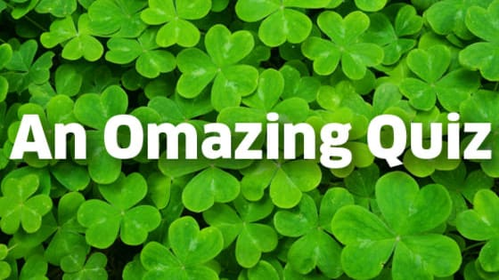 Which Omaze experience should you enter? Pick your favorite green things, and we'll tell you! A pot of gold (aka, bonus entries) are waiting for you at the end of the rainbow.